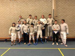 sabel training Zutphen